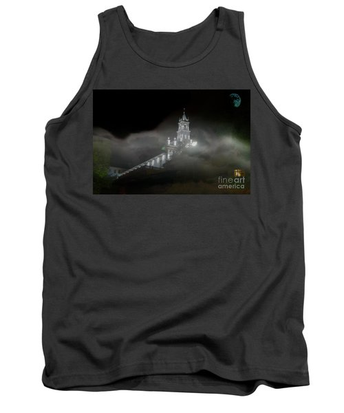 Todos Santos In The Fog Tank Top