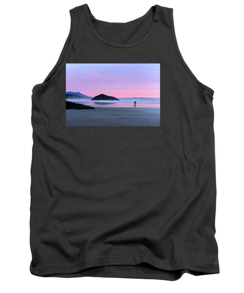 Tofino Sunset Tank Top by Keith Boone