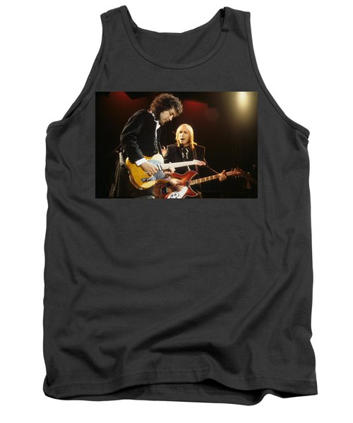 Tom Petty And Mike Campbell Tank Top