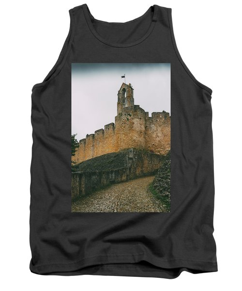 Tomar Castle, Portugal Tank Top