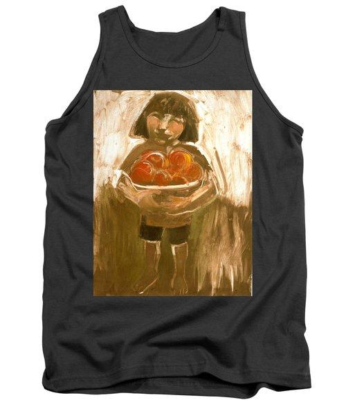 Tomato Girl Tank Top