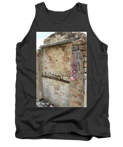 Tomb Of The Unknown Voodoo Priestess Tank Top