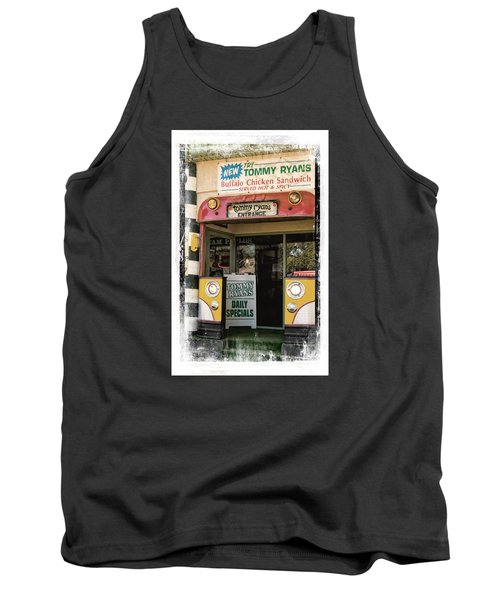Tank Top featuring the photograph Tommy Ryans by Bob Pardue
