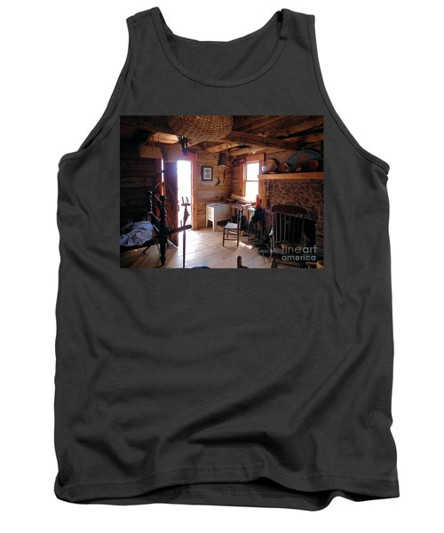 Tom's Old Fashion Cabin Tank Top