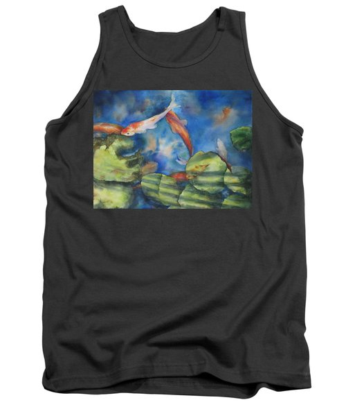 Tom's Pond Tank Top