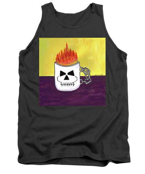 Too Hot To Handle Tank Top