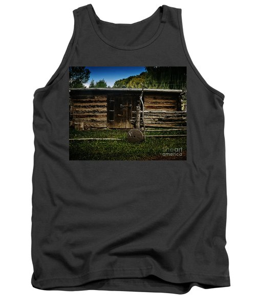 Tool Shed Tank Top