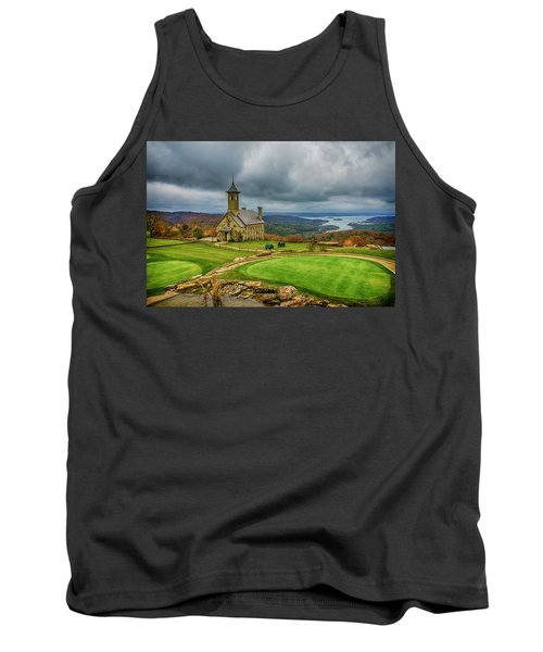 Top Of The Rock Branson Mo 7r2_dsc2627_16-11-25 Tank Top by Greg Kluempers