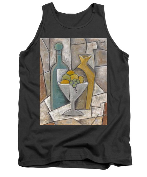 Top Shelf Tank Top by Trish Toro