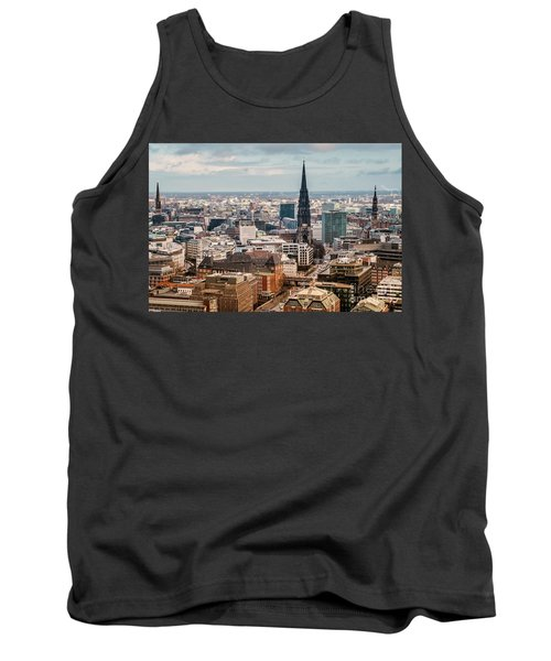 Top View Of Hamburg Tank Top
