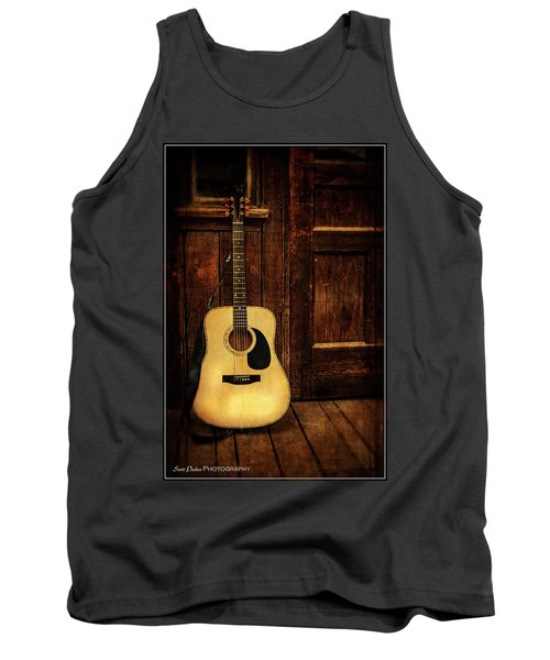 Topanga Guitar Tank Top