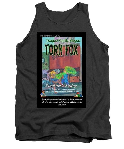 Torn Fox Tank Top