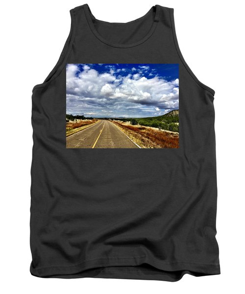 Torrance County Clouds Tank Top