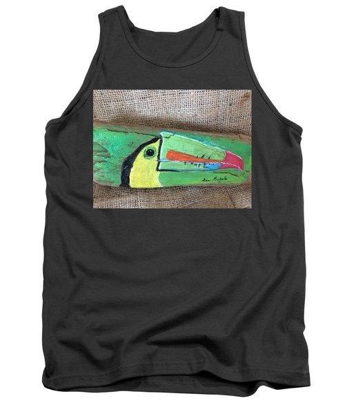 Toucan Tank Top