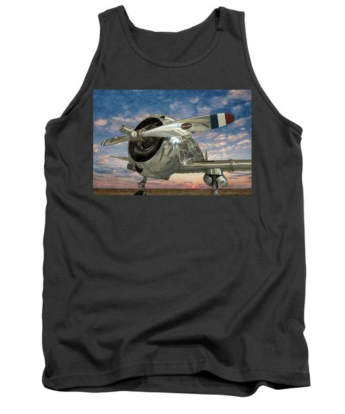 Touch And Go II Tank Top