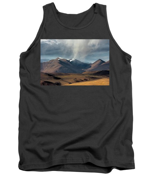 Touch Of Cloud Tank Top