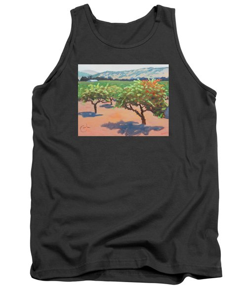 Touch Of Fall Tank Top