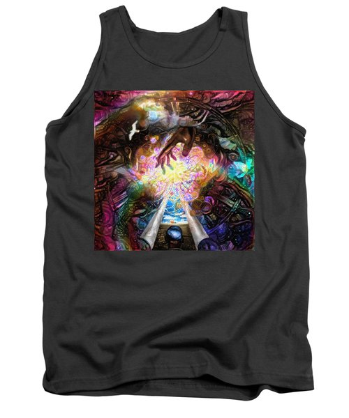 Touch Of God Tank Top