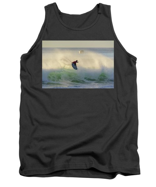 Touch The Sun Tank Top by Thierry Bouriat