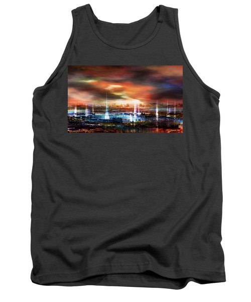 Touch By The Sunset Tank Top