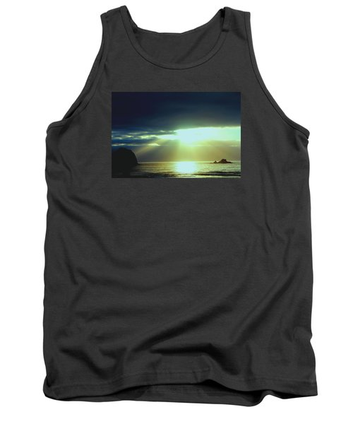 Touched From Above Tank Top