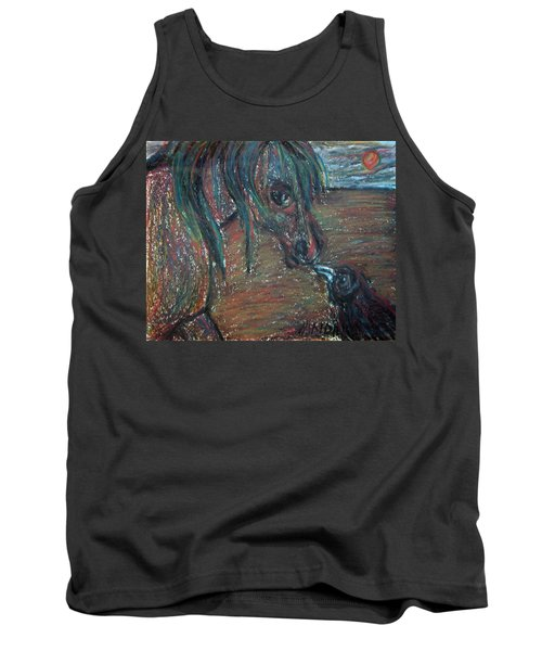 Touching Noses Tank Top