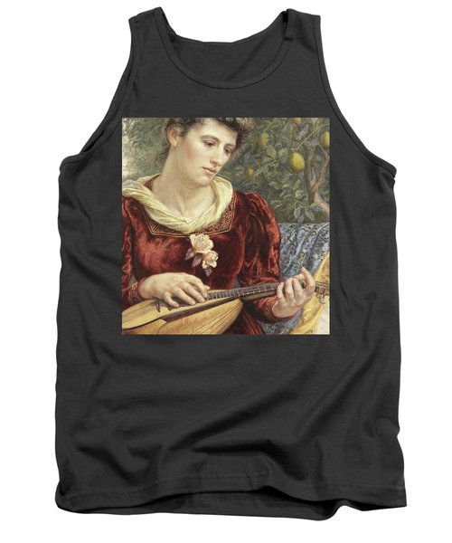 Touching The Strings Tank Top