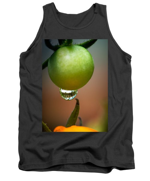 Touching Worlds Tank Top
