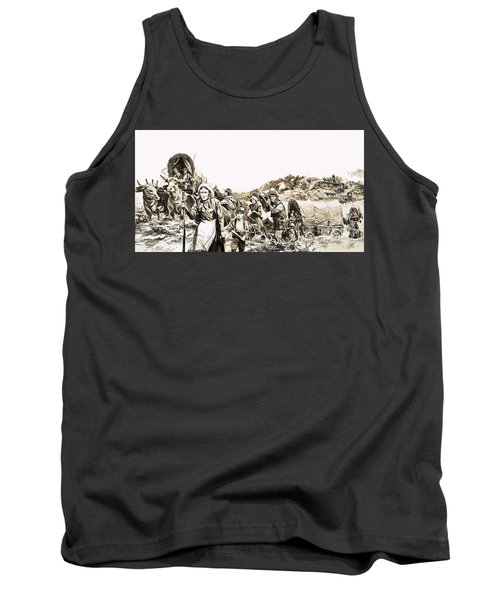 Towards A Promised Land Tank Top