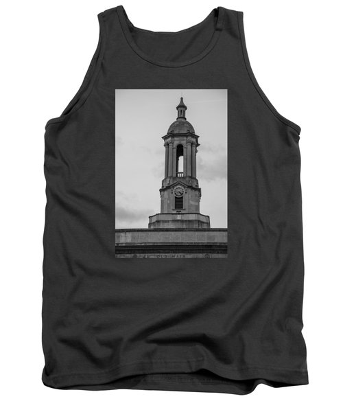 Tower At Old Main Penn State Tank Top by John McGraw