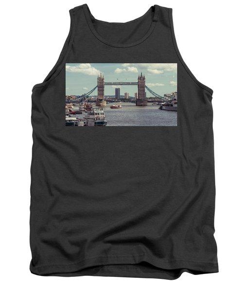 Tower Bridge B Tank Top