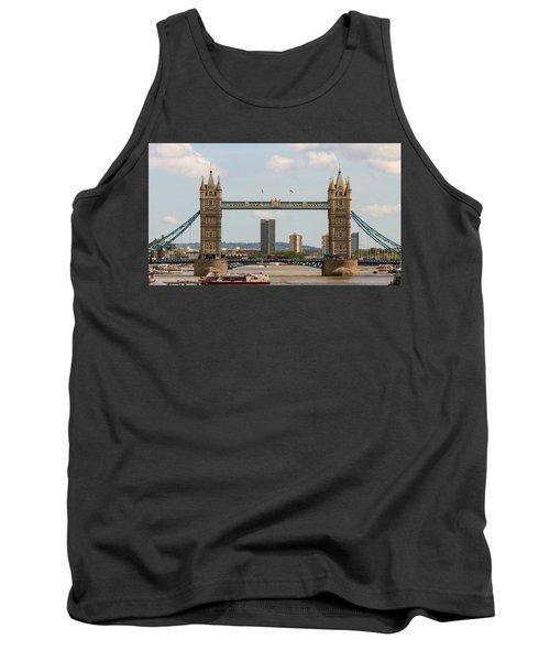Tower Bridge C Tank Top