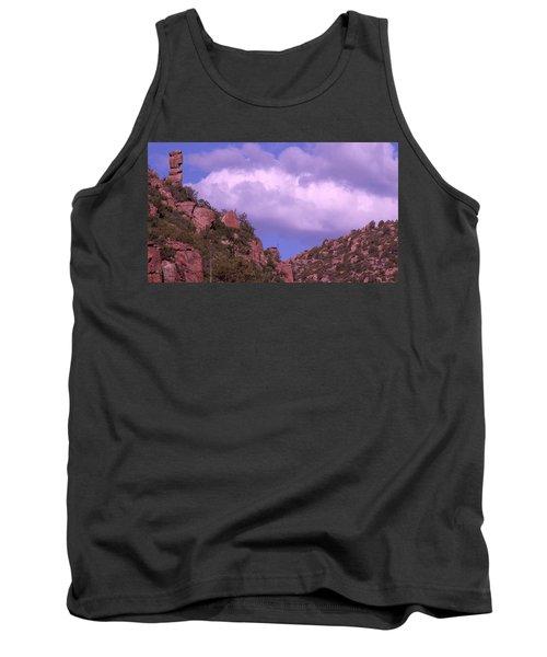 Tower Mountain Tank Top