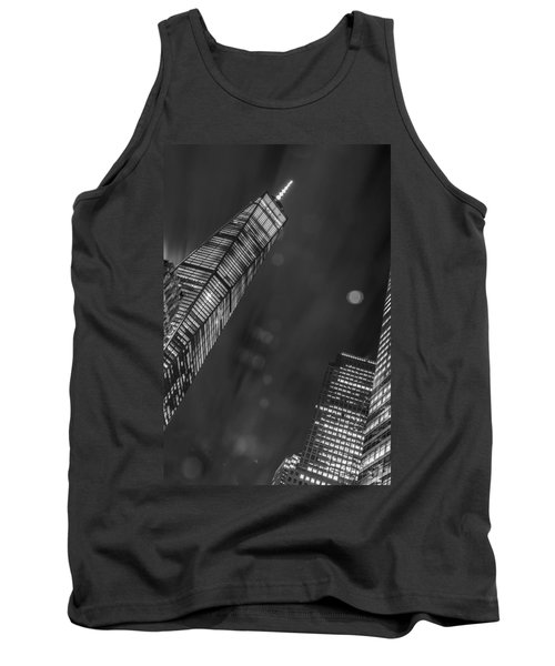 Tank Top featuring the photograph Tower Nights by Theodore Jones