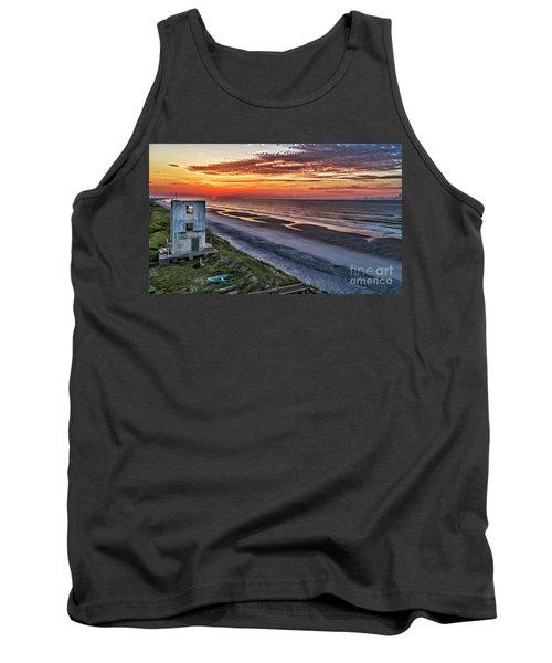 Tower Sunrise Tank Top