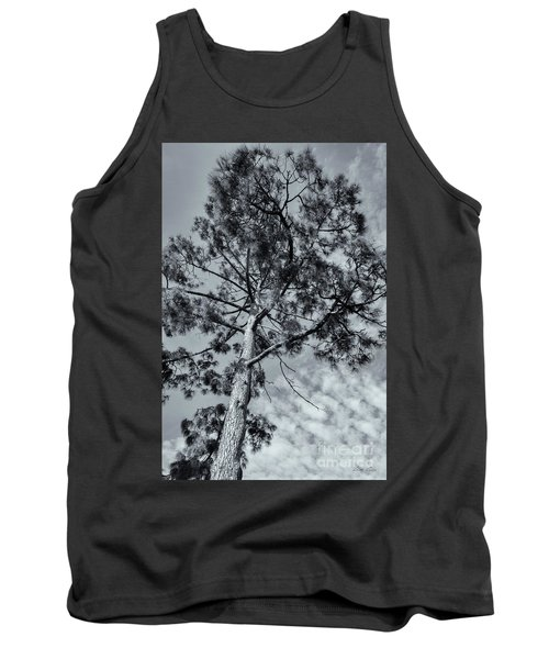 Tank Top featuring the photograph Towering by Linda Lees