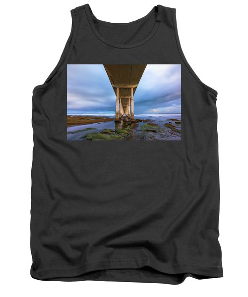 Towers Above Tank Top by Joseph S Giacalone