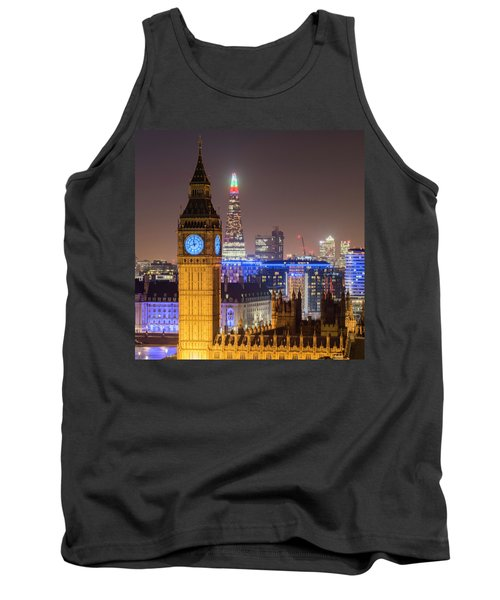 Towers Of London Tank Top