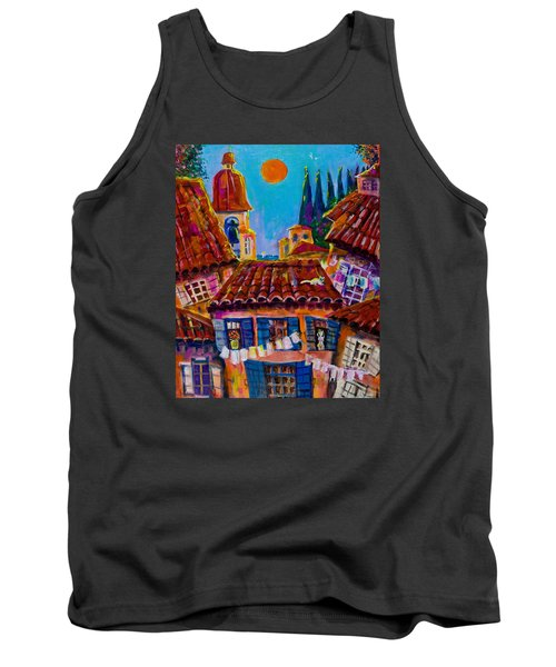 Town By The Sea Tank Top