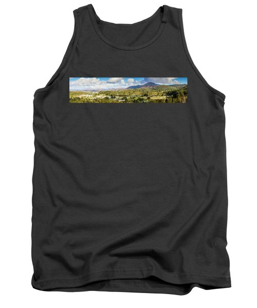 Town Of Zeehan Australia Tank Top