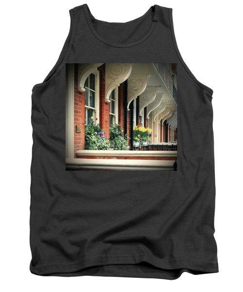 Townhouse Row - London Tank Top