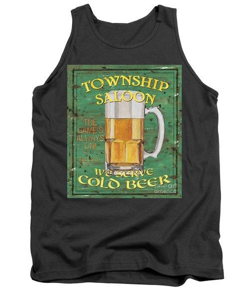 Township Saloon Tank Top