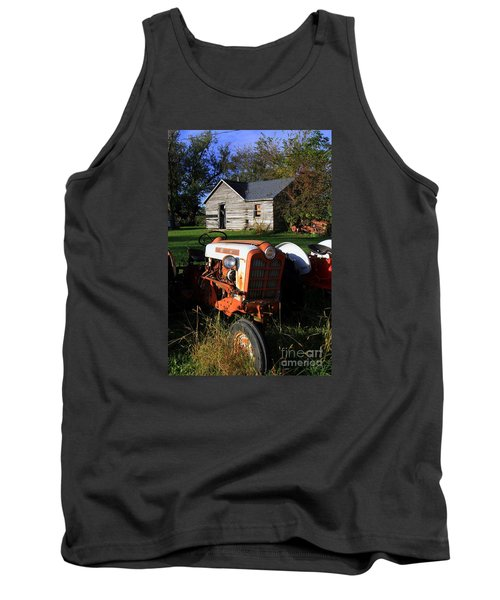 Tractor And Shed Tank Top