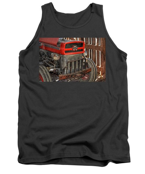 Tractor Grill  Tank Top