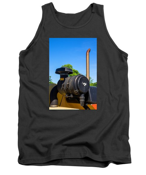 Tractor Pipe Tank Top