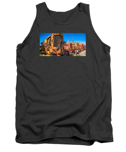 Tractor Supply Tank Top