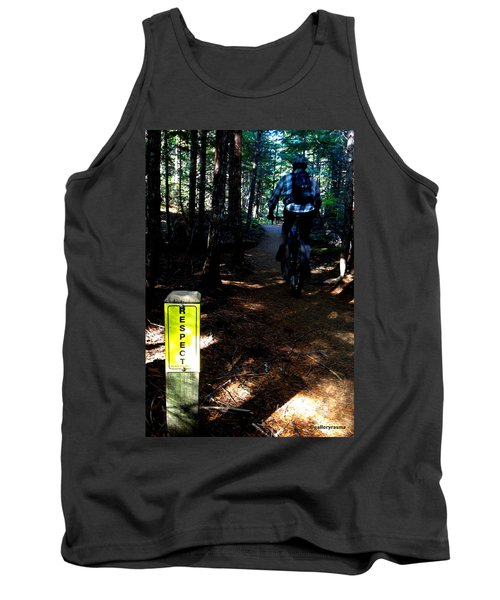 Trail Respect Tank Top