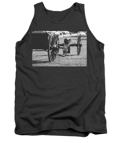 Trailer And Canon Tank Top