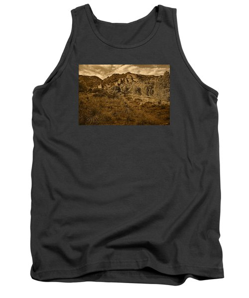 Trailing Along Tnt Tank Top