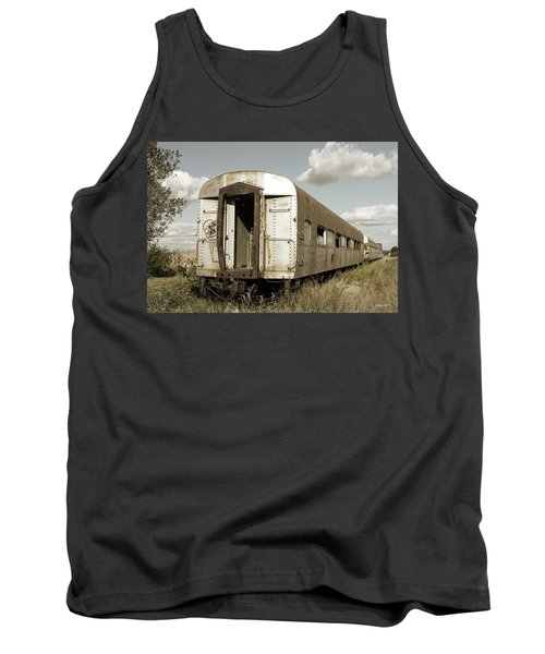 Train To Nowhere Tank Top